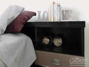 Home Relooking Rinnovare La Camera Da Letto In Stile Glamour Chic Maison Montanari