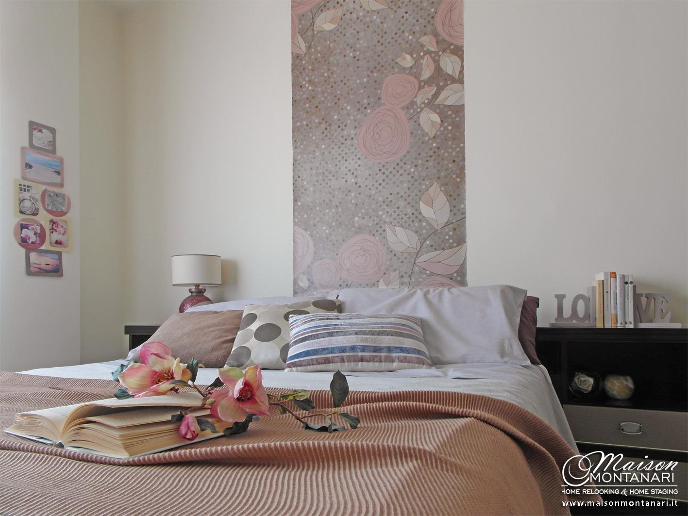 Camera Da Letto Stile Anni 70 : Home relooking] rinnovare la camera da letto in stile glamour chic